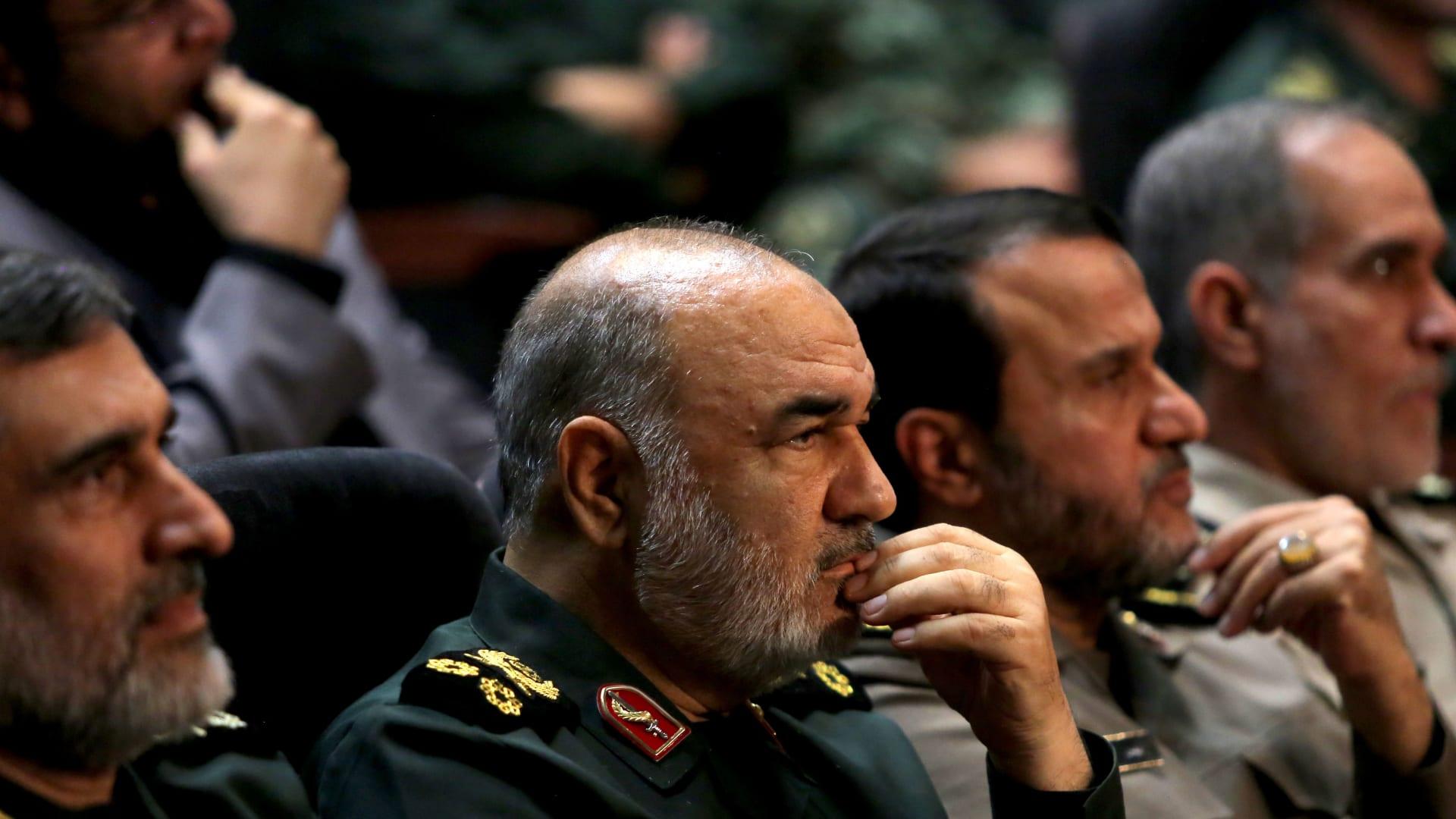 أمريكا تفرض عقوبات على مسؤولين بالحرس الثوري الإيراني بسبب انتهاكات حقوق الإنسان