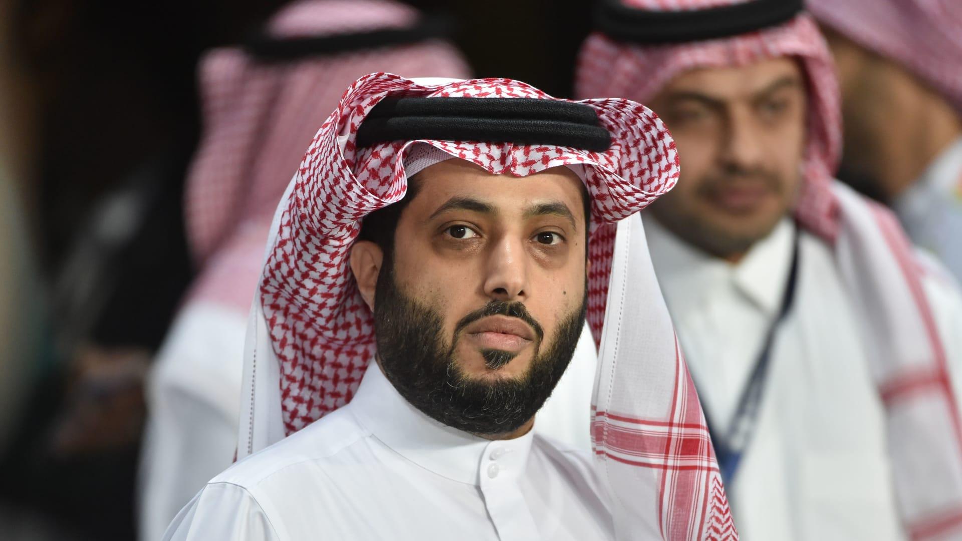 بعد تصريحات رئيس الزمالك.. تركي آل الشيخ: صفحة استثماراتي في مصر طُويت