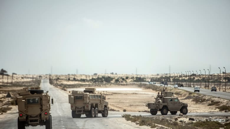 """الخزانة الأمريكية تدرج تنظيمي """"ولاية سيناء"""" و""""حسم"""" في مصر على قوائم الإرهاب"""