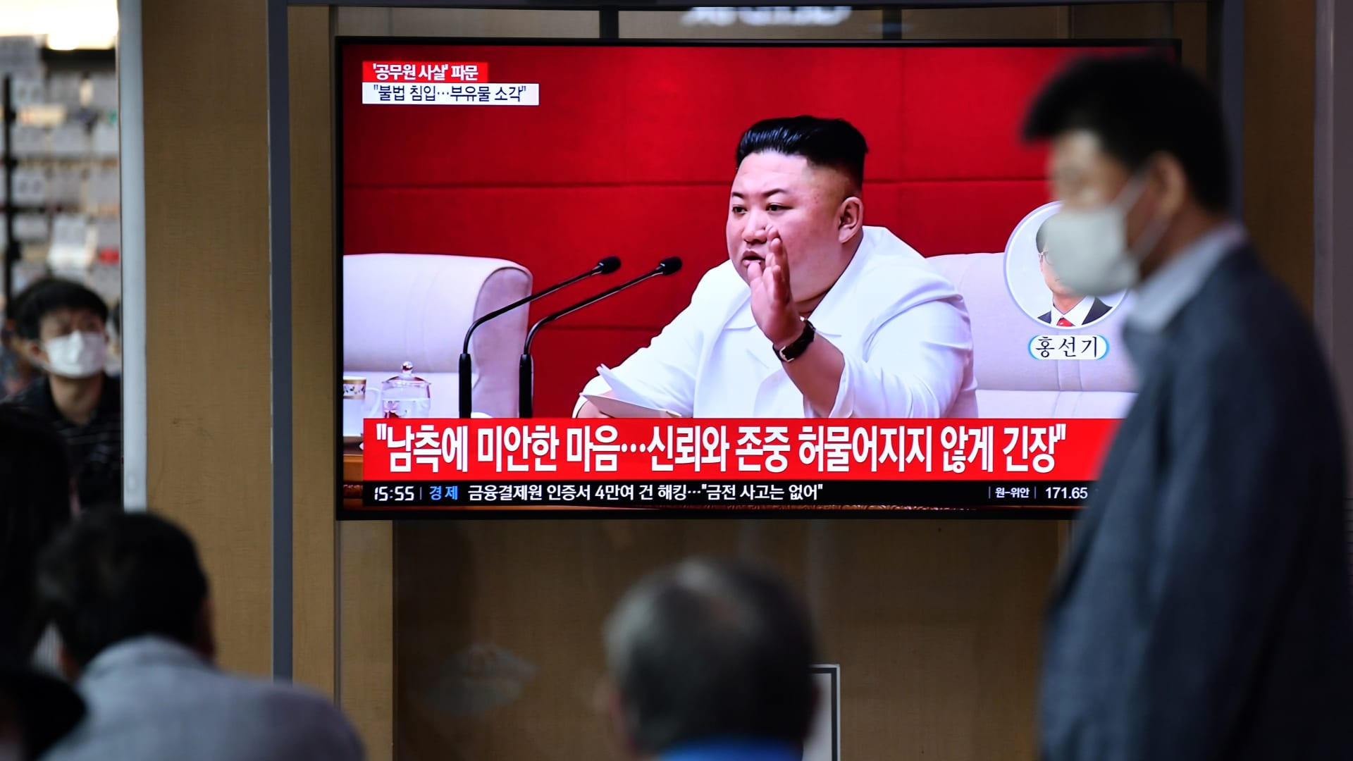 اعتراف نادر من زعيم كوريا الشمالية بنقص الغذاء.. وكيم يحذر