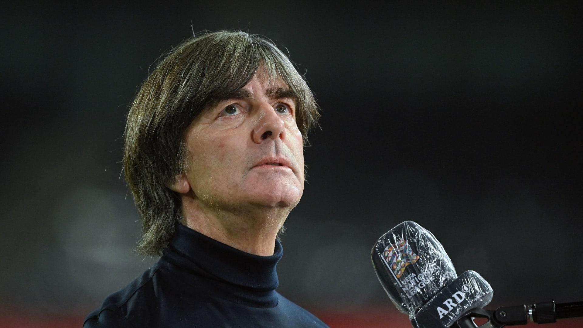 يواكيم لوف يتنحى عن تدريب منتخب ألمانيا بعد بطولة أوروبا 2020