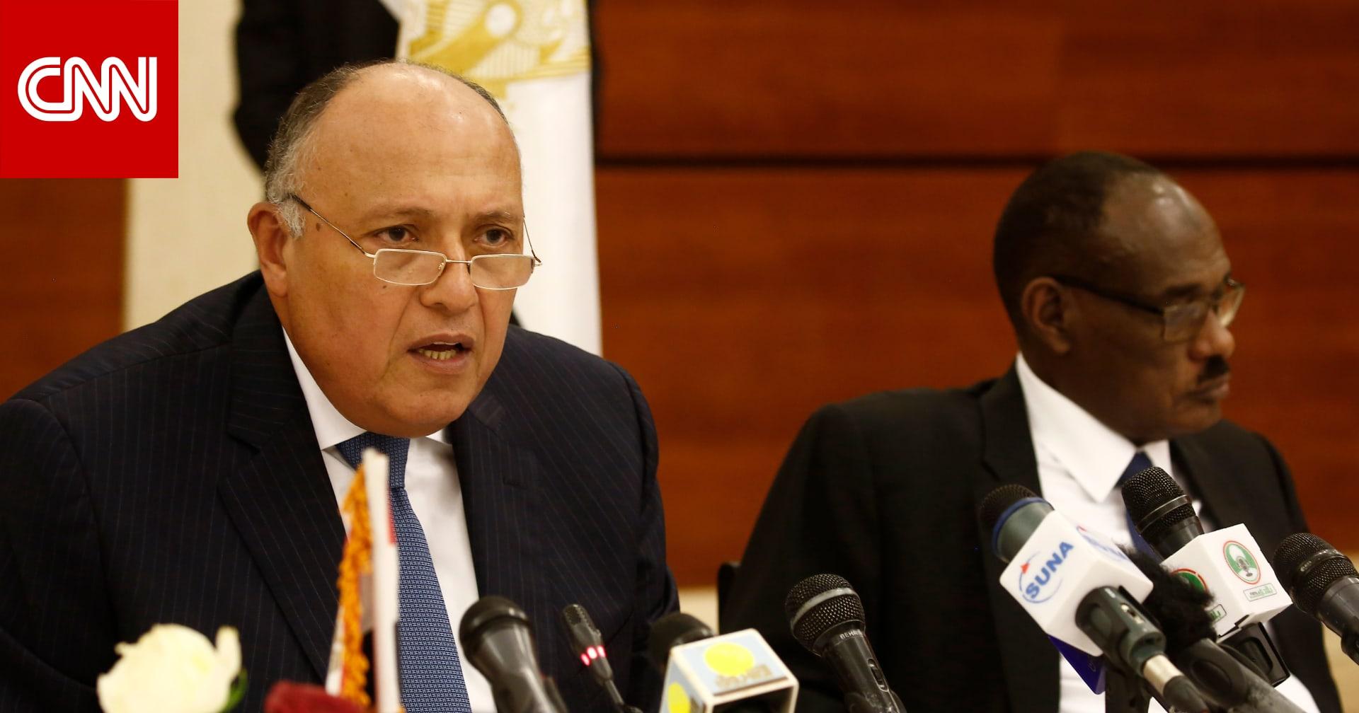 """""""ليست مفاجأة"""".. أول تعليق لوزير خارجية مصر على موقف مجلس الأمن من سد النهضة"""