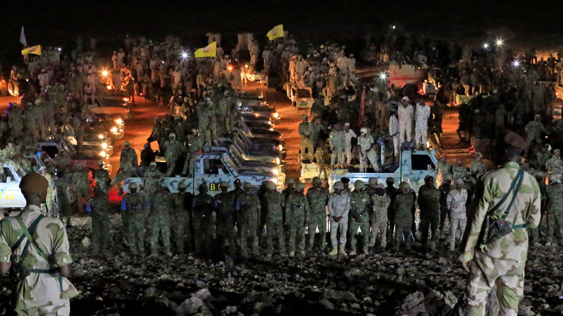 مجلس السيادة بالسودان: لم نعلن الحرب على إثيوبيا.. واستعادة أراضينا ليس قراراً عسكرياً