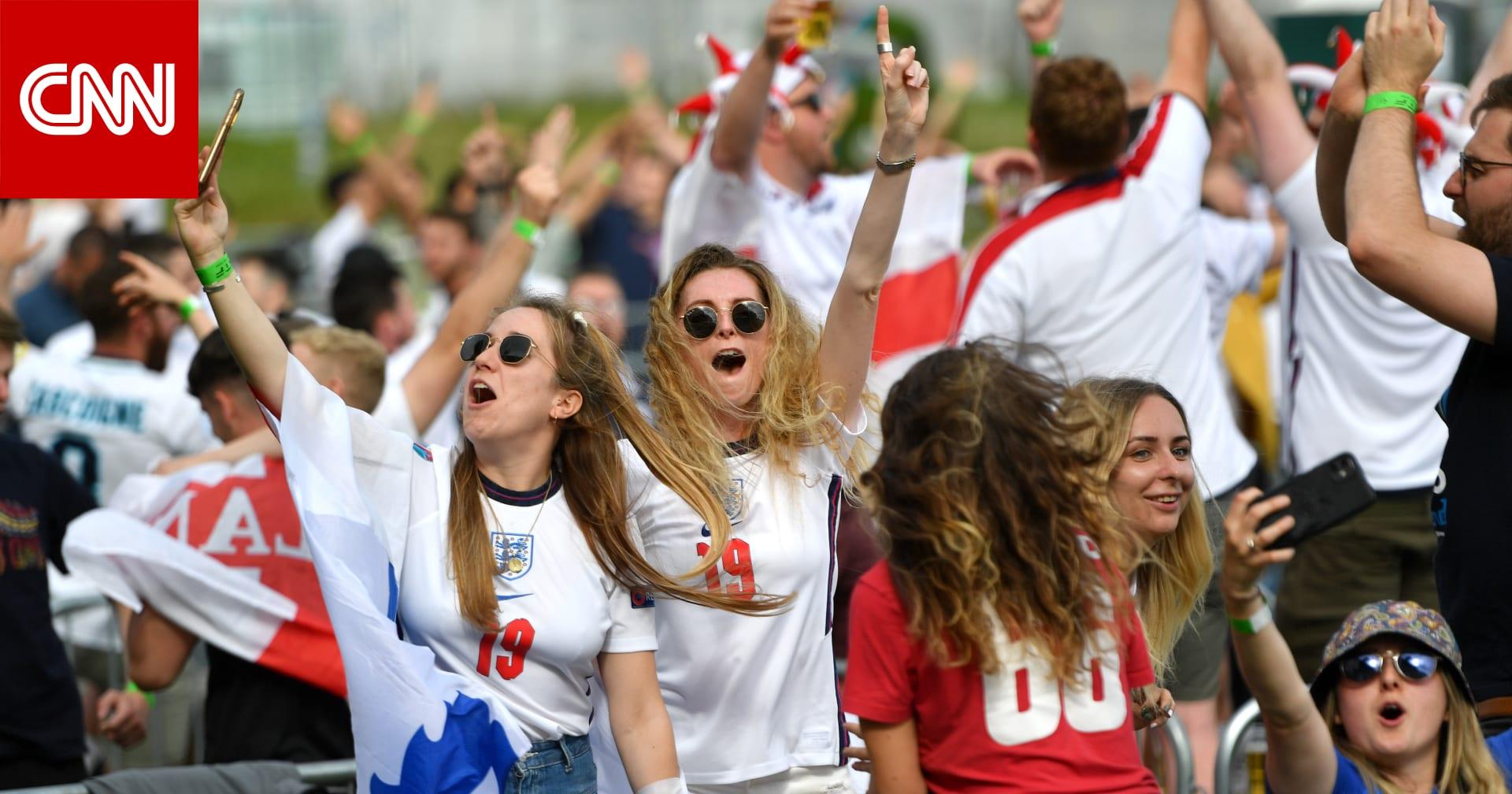 بعد طلب من إيطاليا.. إلغاء تذاكر مشجعي بريطانيا قبل مباراة أوكرانيا في يورو 2020