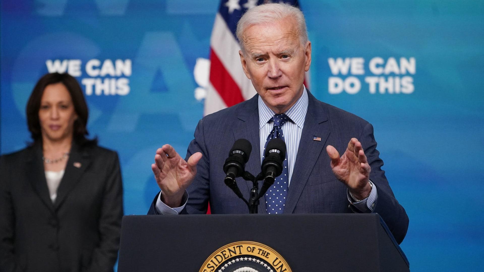 الرئيس بايدن يوجه الاستخبارات الأمريكية للتحقيق في أصل فيروس كورونا