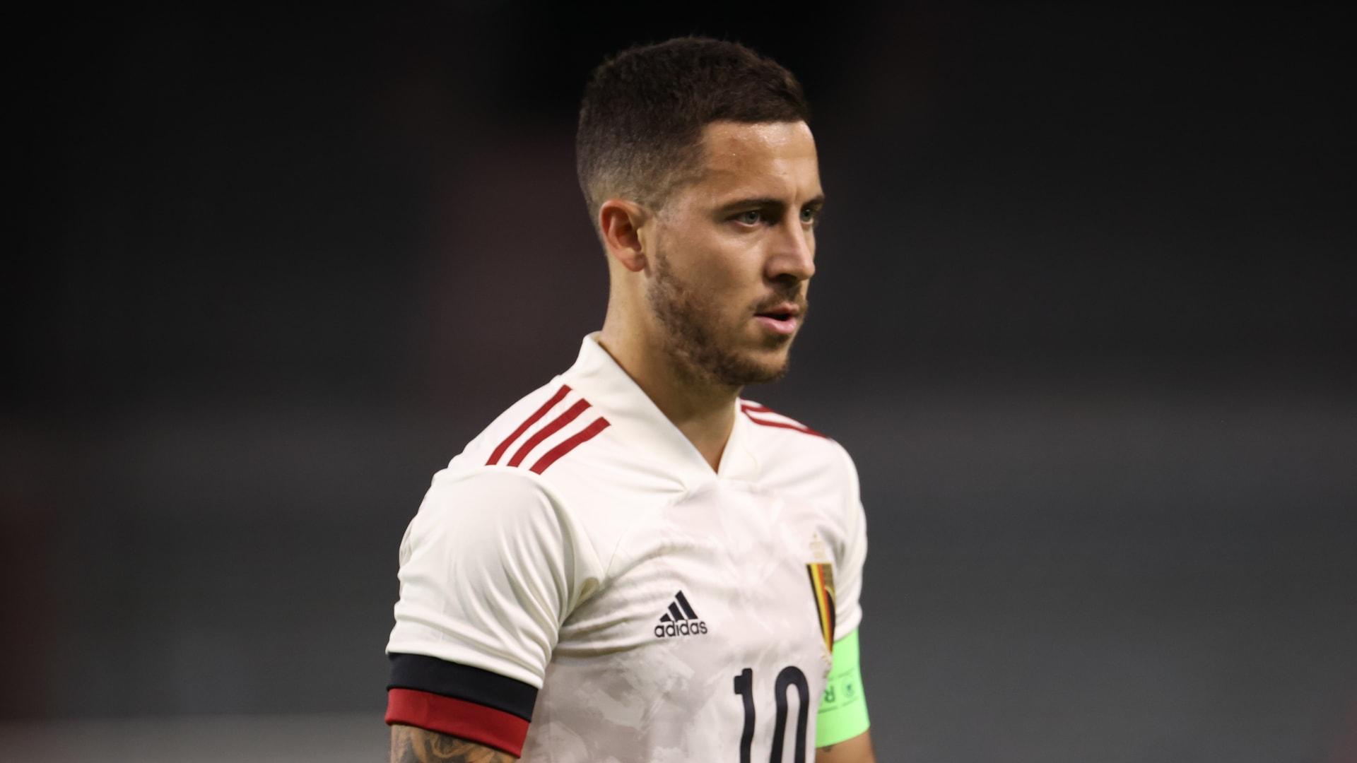 .يورو 2020.. فرصة هازارد لإنقاذ مسيرته وتحقيق أماني إدارة ريال مدريد