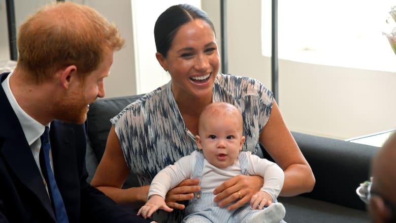الأمير هاري وميغان ماركل يتوقعان طفلًا ثانيًا
