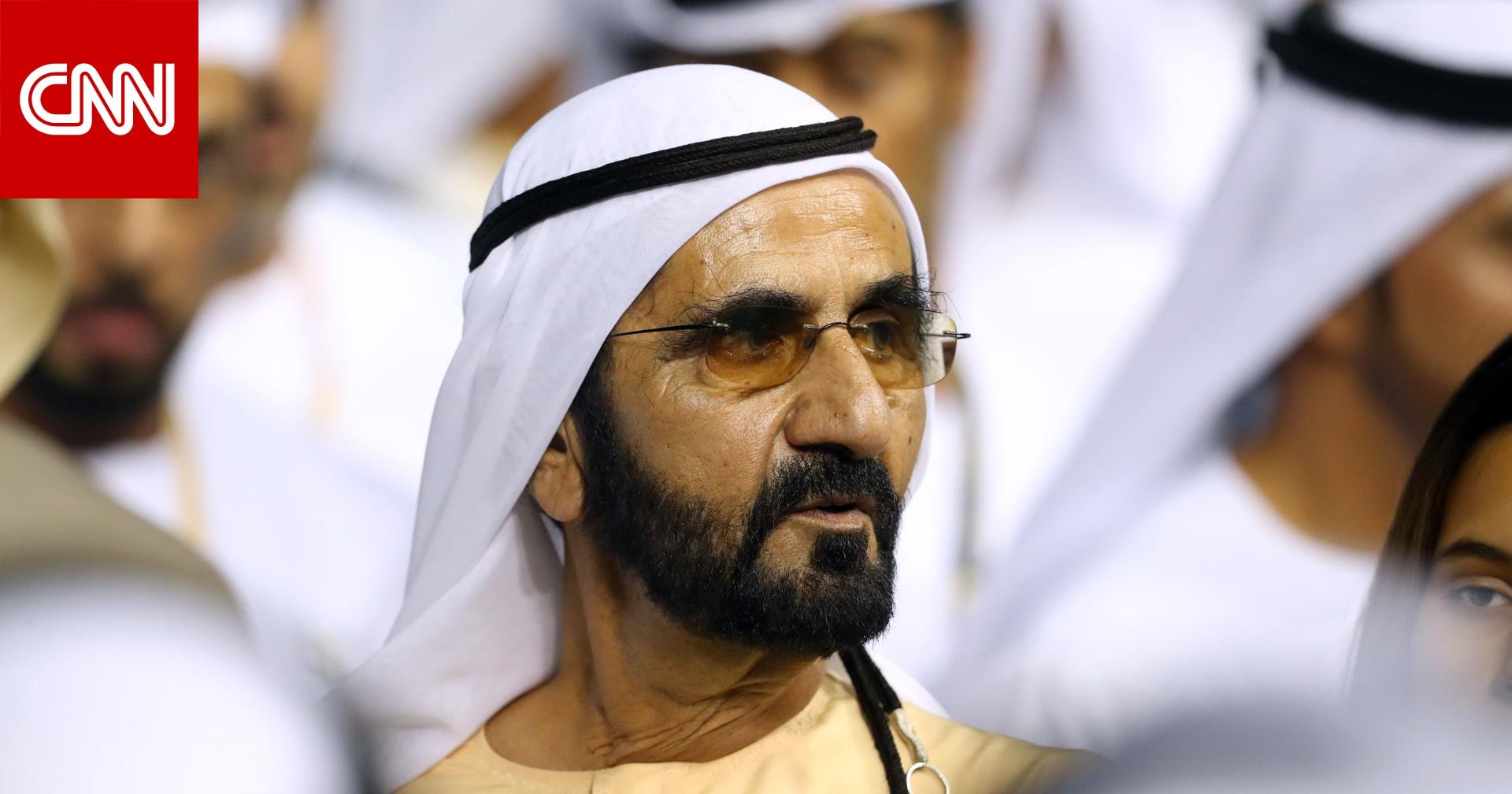 """محمد بن راشد يفتتح منظومة """"درون بوكس"""" لإطلاق طائرات دون طيار في دبي"""