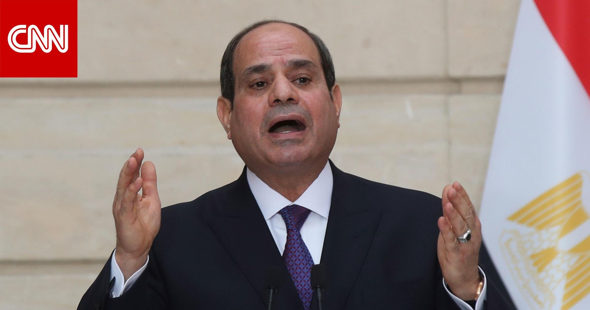 سد النهضة.. السيسي يؤكد لوزير خارجية الصين موقف مصر الثابت من الحفاظ على أمنها المائي