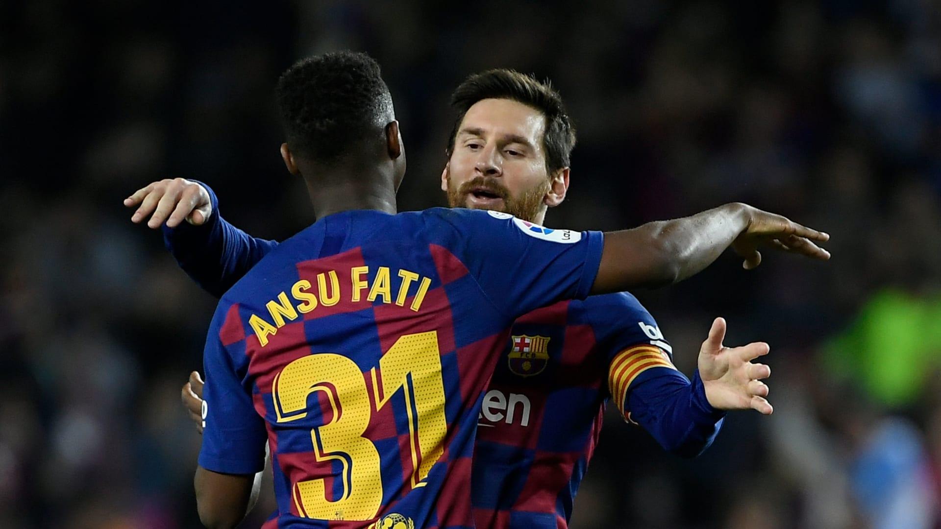 برشلونة يكشف هوية اللاعب الذي سيحمل رقم ميسي.. فمن هو؟