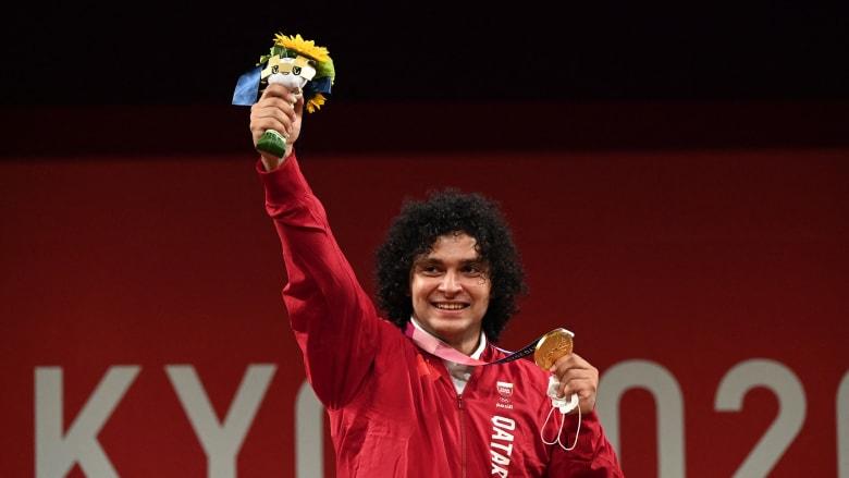 بعد تحقيقه الذهبية الأولمبية.. والد فارس حسونة يكشف سبب تمثيله قطر على حساب مصر