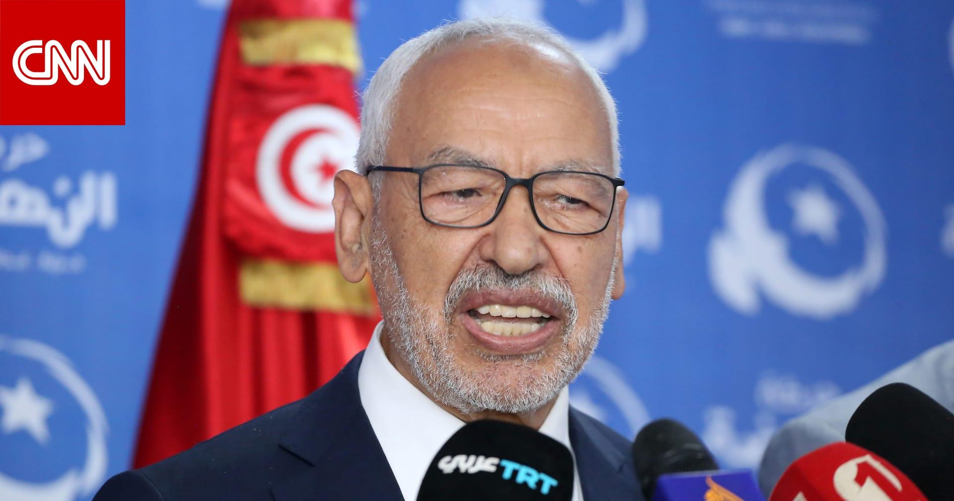 إصابة رئيس البرلمان التونسي راشد الغنوشي بفيروس كورونا