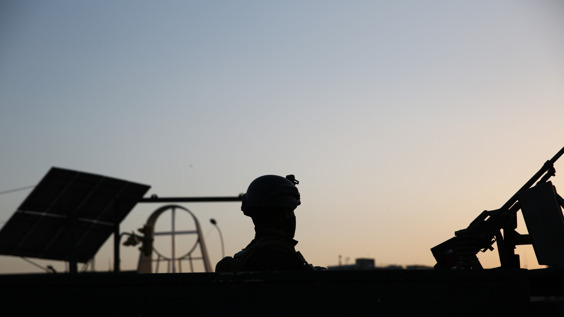 إصابة 8 مدنيين بانفجار في بغداد بعد يوم انتهاء زيارة البابا فرنسيس إلى العراق