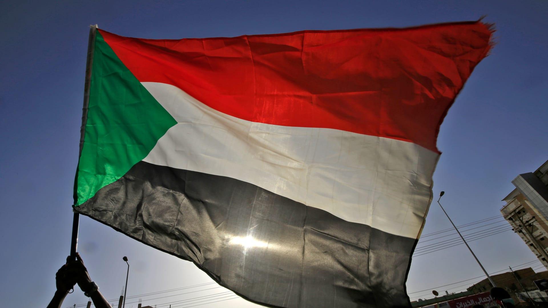 علم السودان - صورة أرشيفية