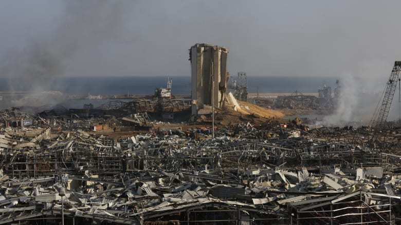 بيان فرنسي أمريكي في ذكرى 6 أشهر على انفجار بيروت يدعو لتحقيق العدالة دون تدخل سياسي