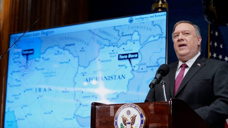 الخارجية الأمريكية تعلن عقوبات جديدة تستهدف 3 كيانات عسكرية إيرانية