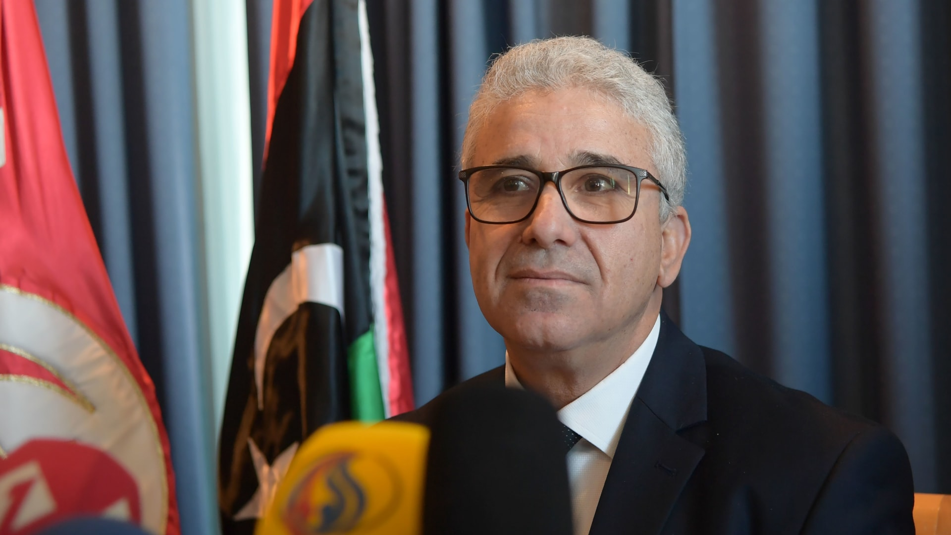 """تعرض وزير الداخلية الليبي فتحي باشاغا لـ""""محاولة اغتيال"""".. وواشنطن تدين الهجوم"""