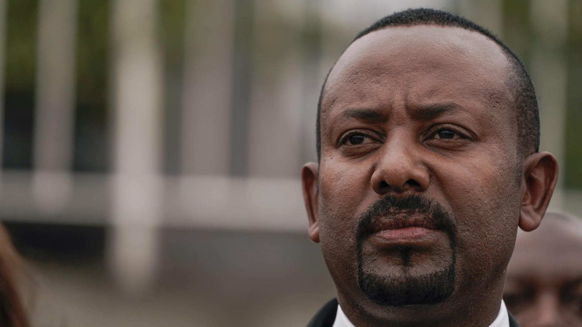 رئيس وزراء إثيوبيا يهنئ شبعه بالملء الثاني لخزان سد النهضة