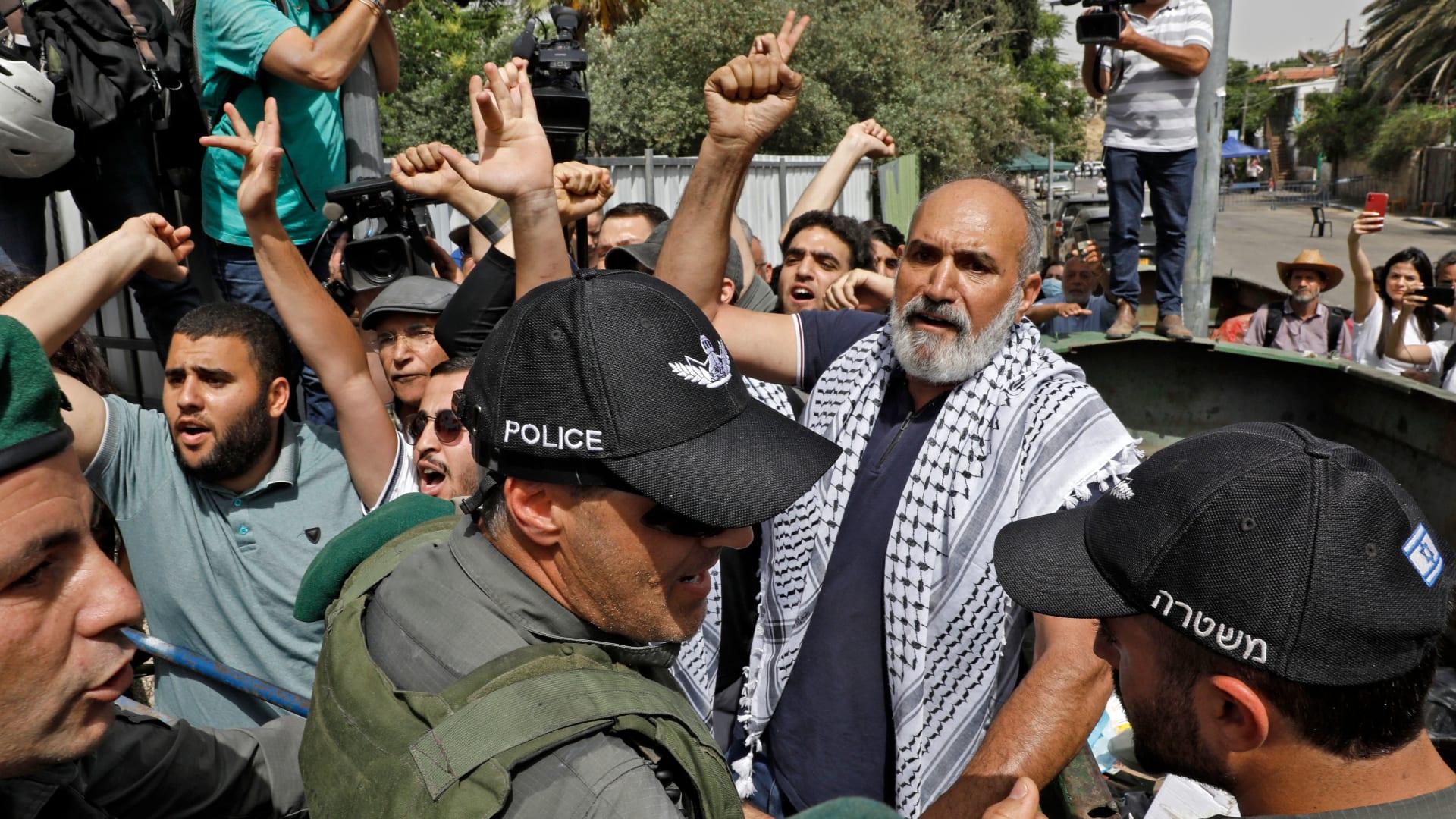 القدس.. السعودية ومصر تحملان إسرائيل مسؤولية وقف الانتهاكات وترفضان ممارساتها