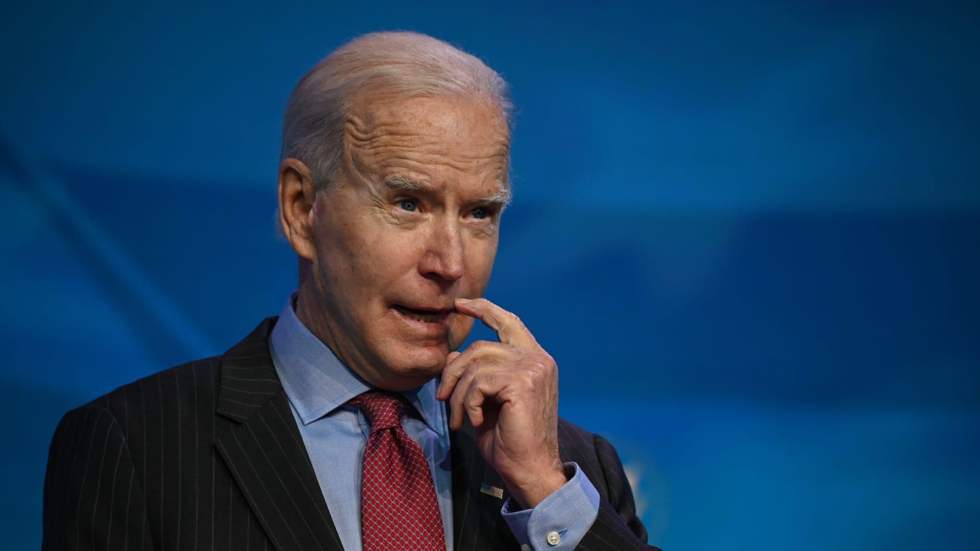بعد الشغب والفوضى.. شاهد لحظة تصديق الكونغرس على فوز جو بايدن