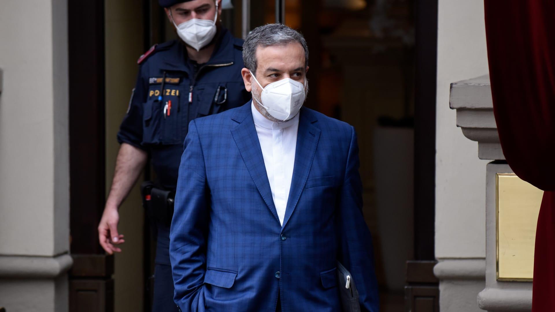 نائب وزير الخارجية الإيراني: أمريكا جادة في رفع العقوبات لكننا ننتظر الوفاء بمطالب أخرى