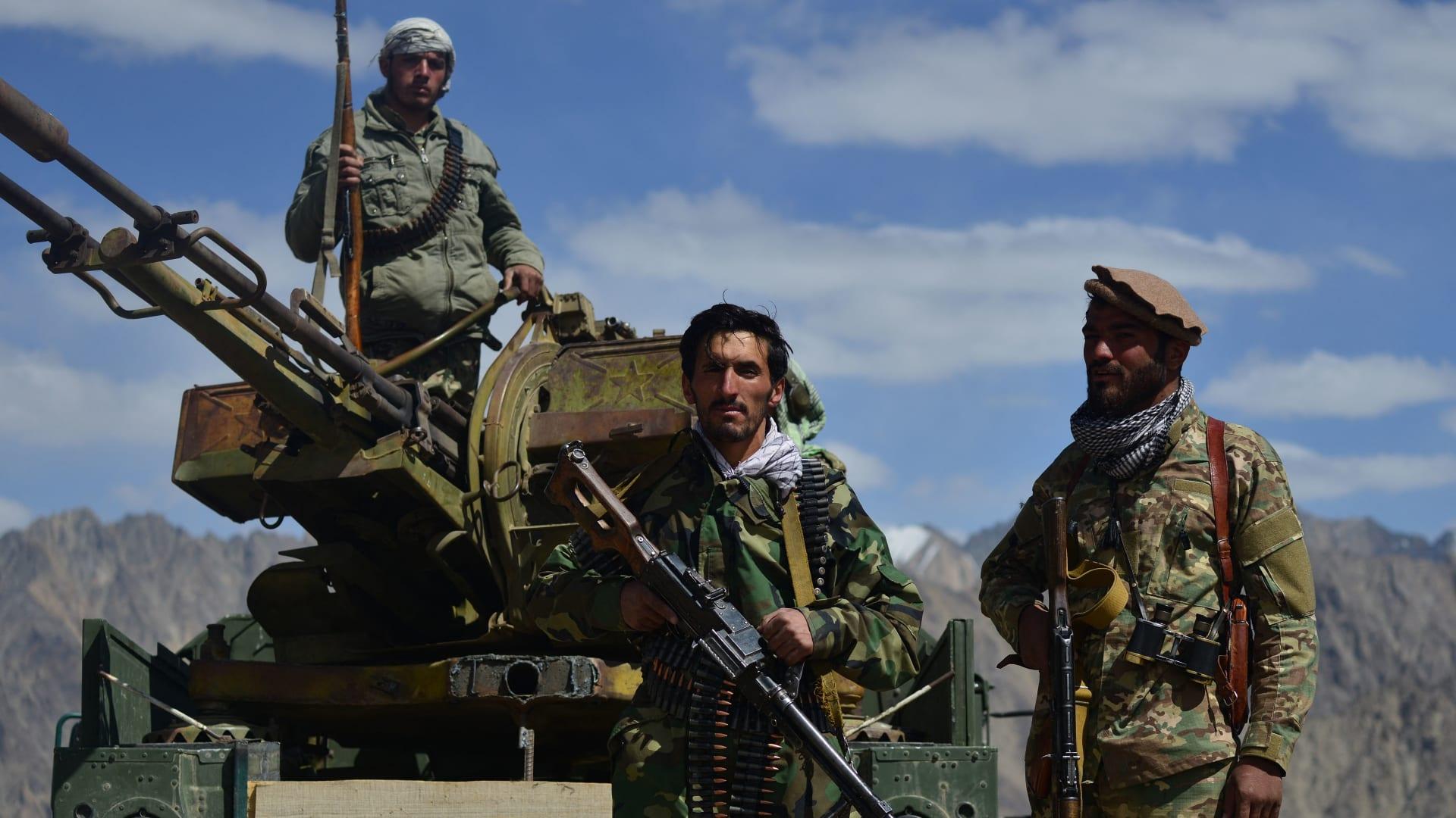 جهود من الأمم المتحدة للاستمرار في إزالة الألغام بأفغانستان رغم سيطرة طالبان