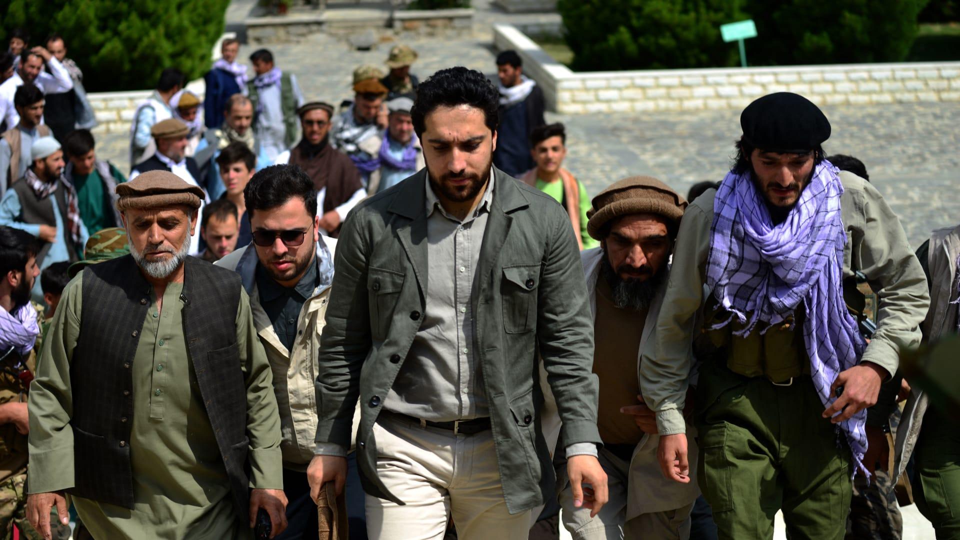 كل ما تود معرفته عن القتال في بنجشير وعرض أحمد مسعود التفاوض مع طالبان
