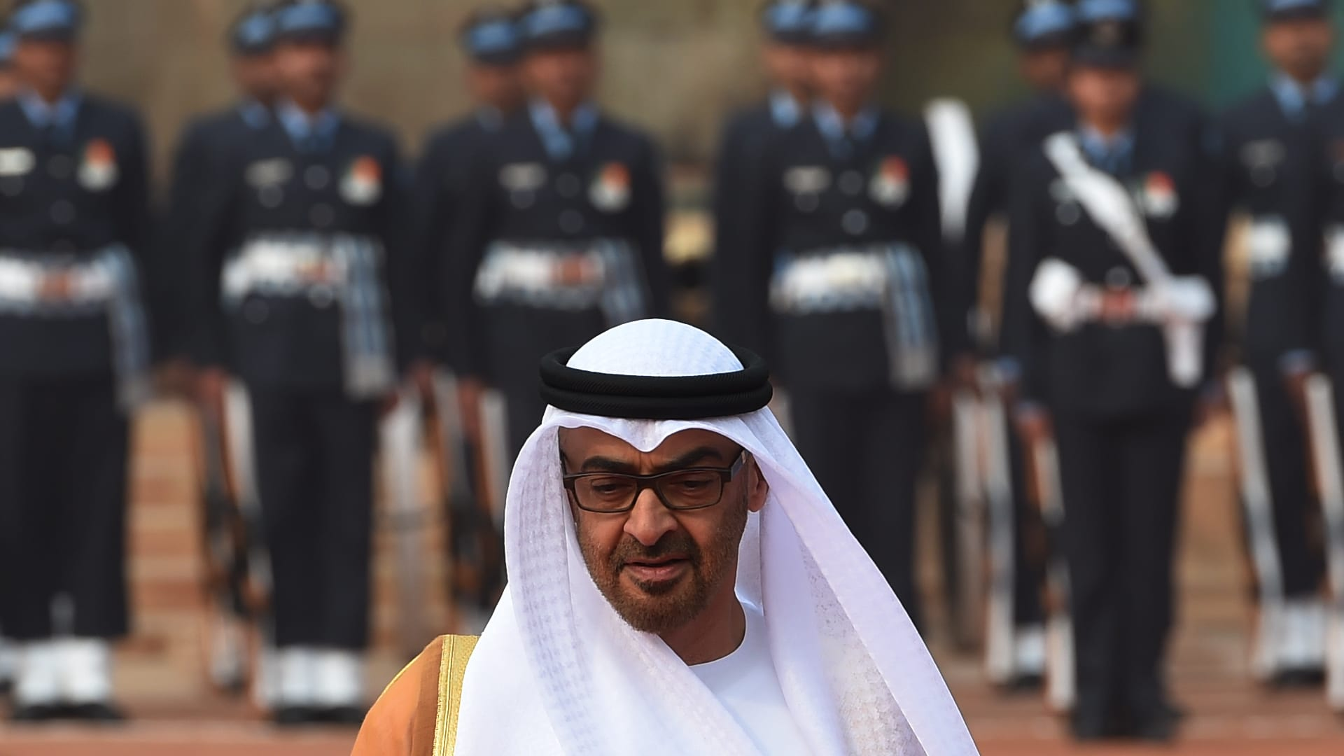 الشيخ محمد بن زايدولي عهد أبوظبي نائب القائد الأعلى للقوات المسلحة