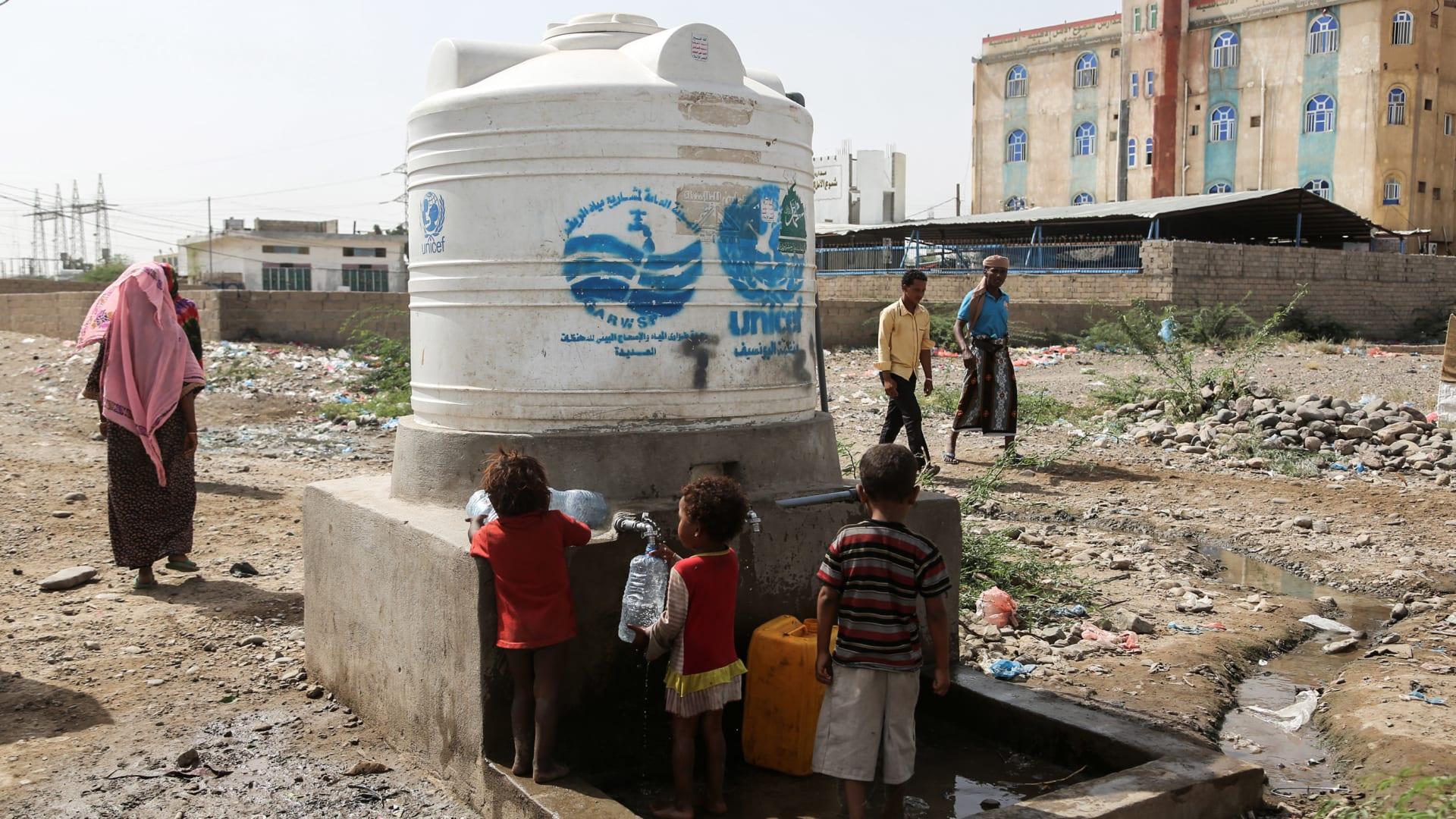 صورة أرشيفية لأطفال في اليمن
