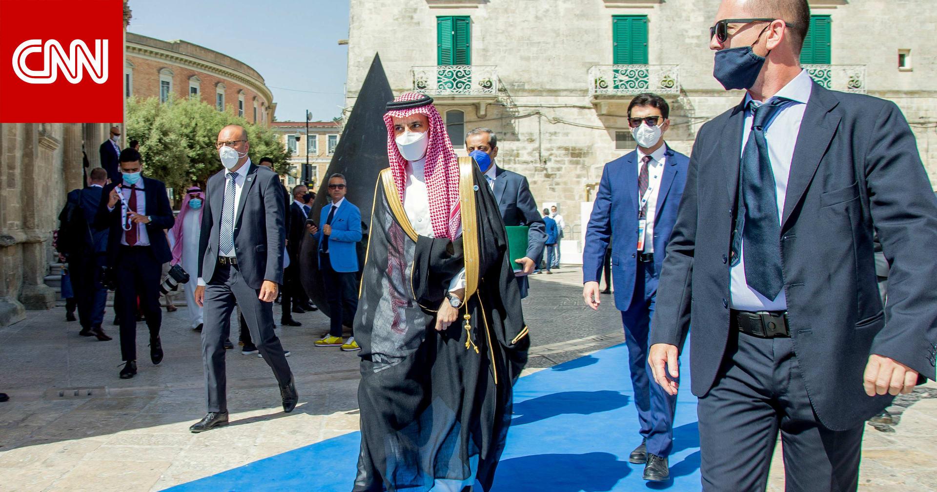 لقاء بين وزيري خارجية السعودية وأمريكا.. وواشنطن تدعو لحل قضايا النشطاء