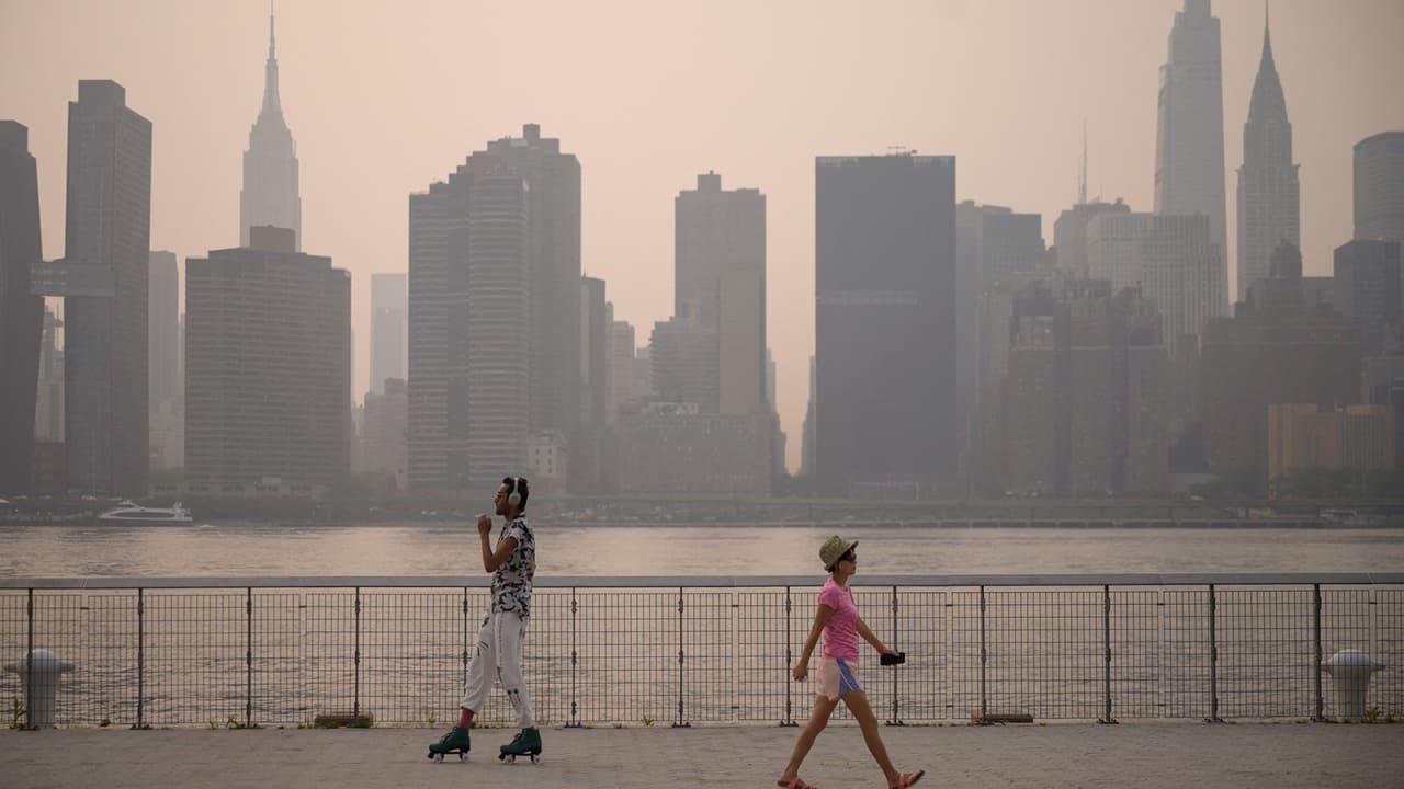 """دراسة: التغير المناخي يهدّد صحة الإنسان بعدما وصل إلى مستوى """"الرمز الأحمر"""""""