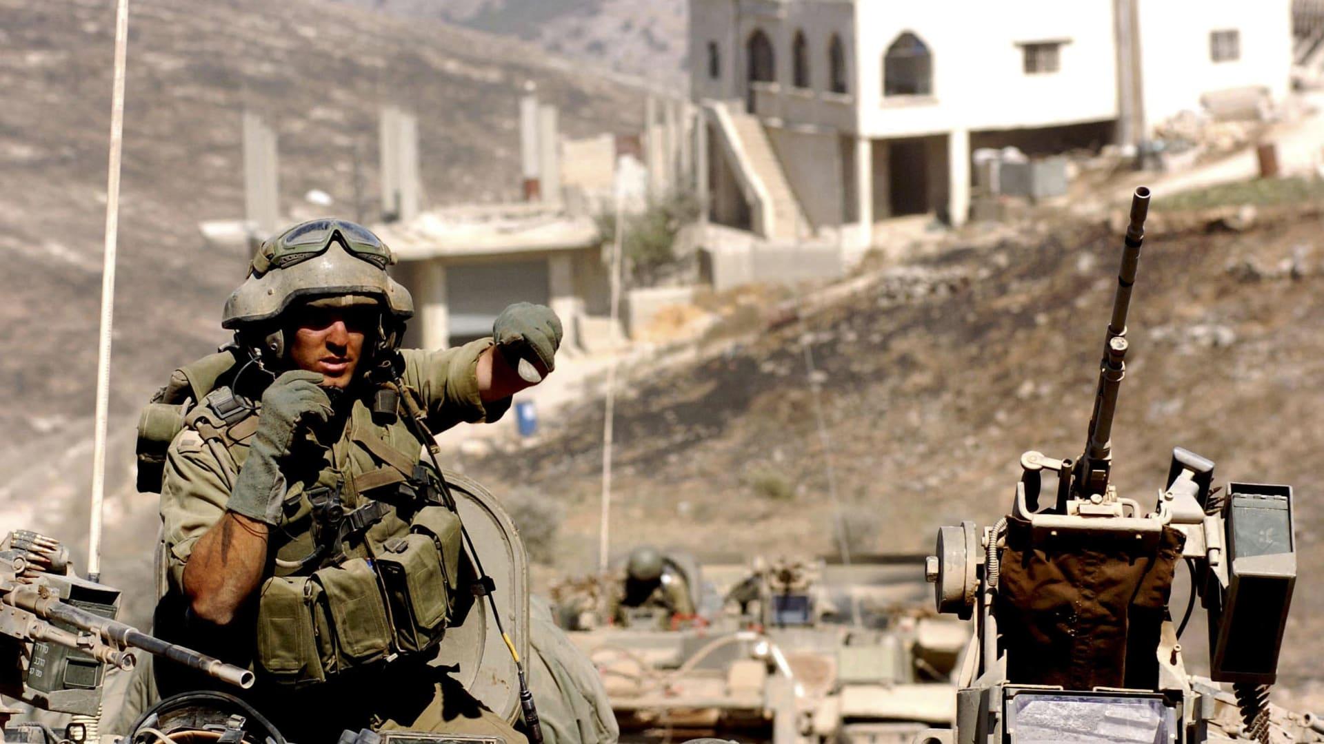 الجيش الإسرائيلي: إحباط عملية تهريب أسلحة من غور الأردن
