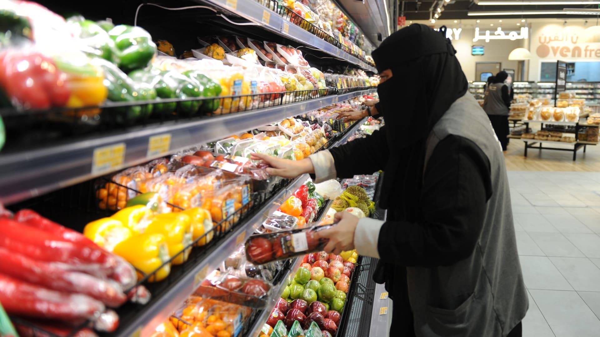 ارتفاع معدل التضخم في السعودية بنسبة 5.3٪ في أبريل