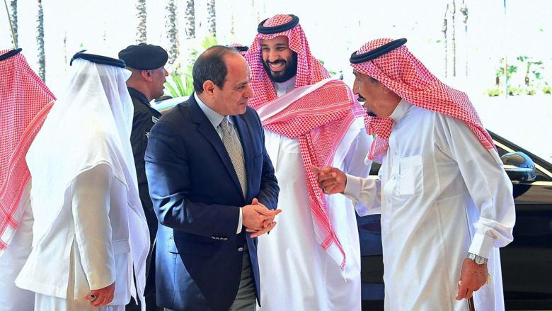 """قضية """"تيران وصنافير"""".. وزير سعودي: محمد بن سلمان قام بعمل غير طبيعي والسيسي سهل الأمر بعد تهرب حسني مبارك"""