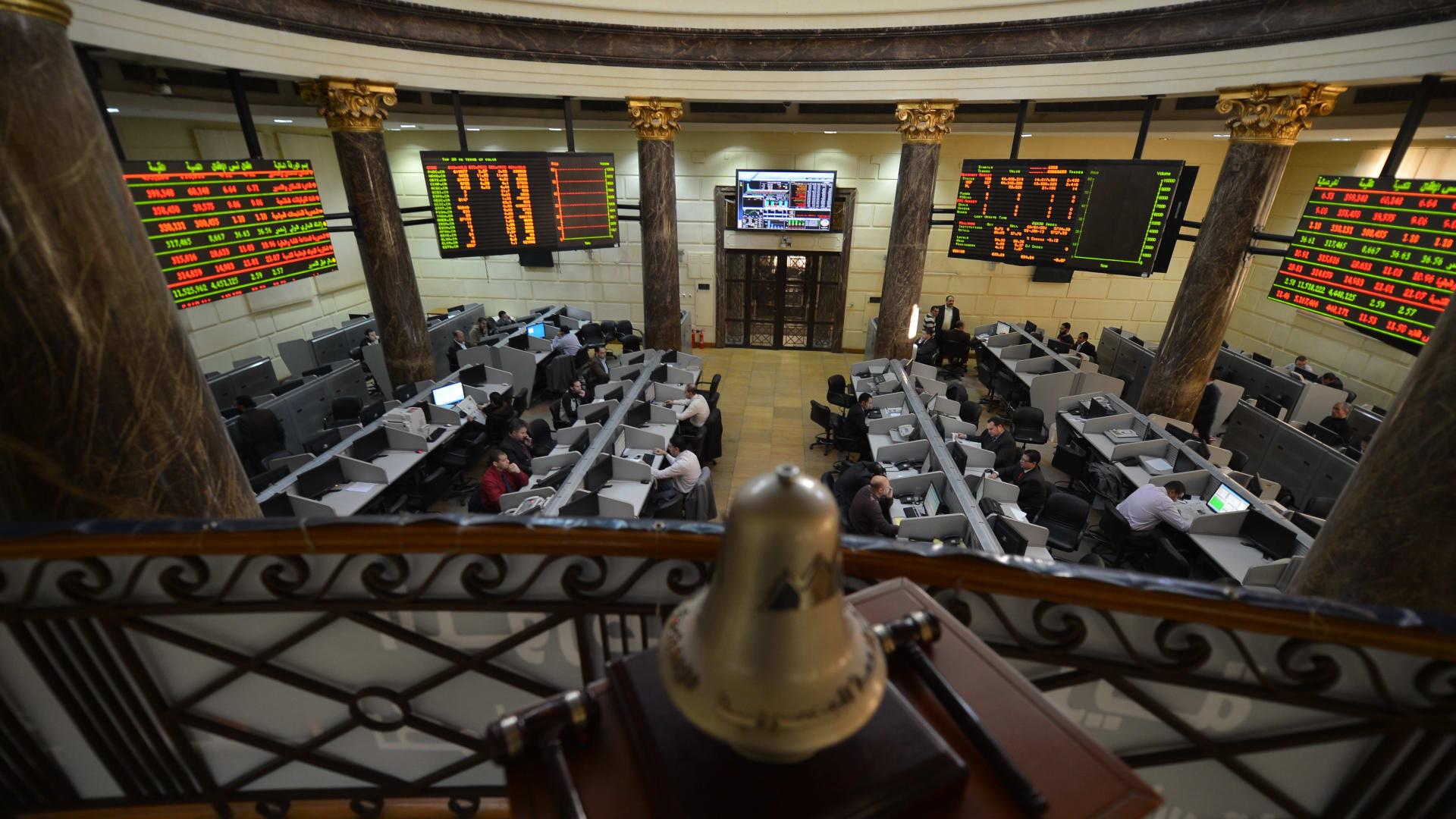 البورصة المصرية، 6 يناير/ كانون الثاني 2013