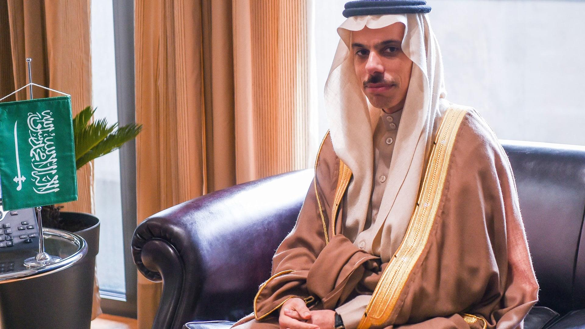 وزير الخارجية السعودي: واثق من عدم تكرار قضية خاشقجي.. والاتفاقيات الإبراهيمية عززت التقارب