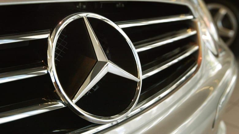 شعار سيارات مرسيدس