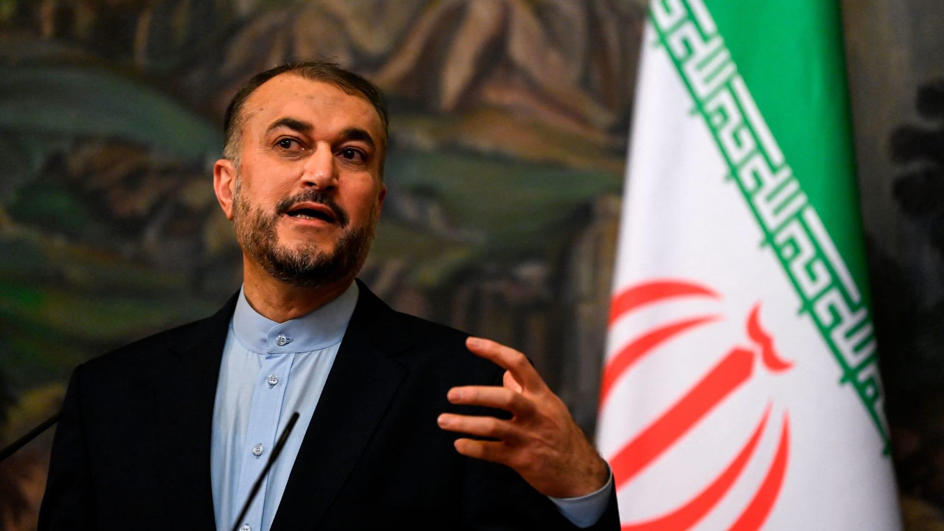هكذا رد الرئيس العراقي لـCNN على إمكانية عودة العلاقات بين السعودية وإيران