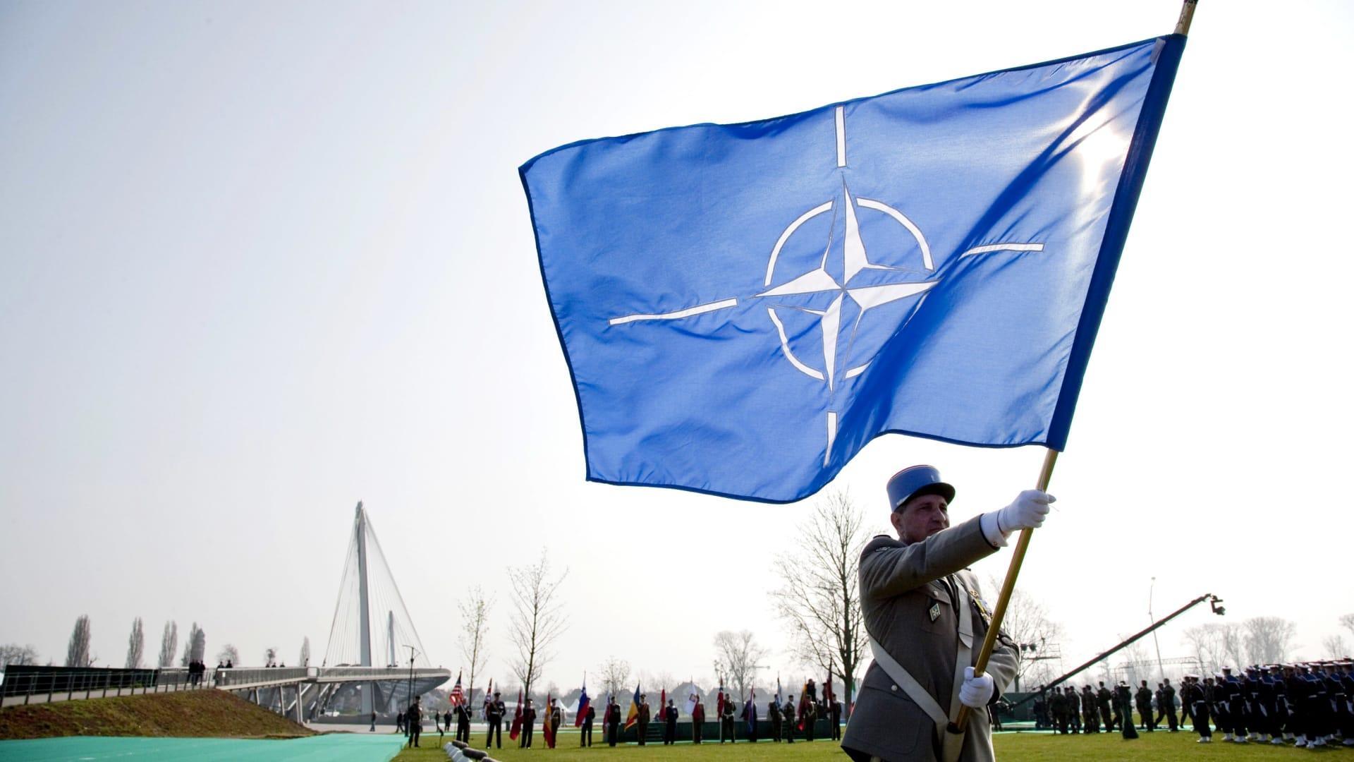 ما حجم الإنفاق العسكري لدول حلف الناتو؟