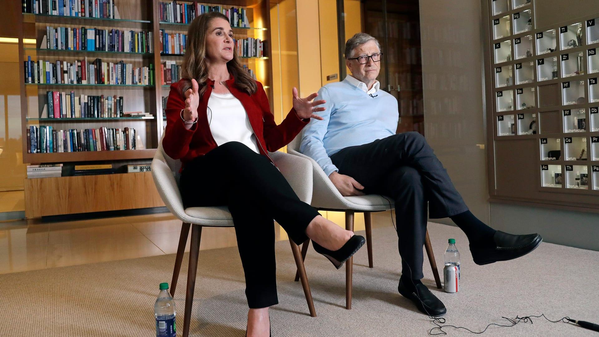 بعد طلاقهما.. كيف سيتقاسم بيل وميليندا غيتس ثروتهما؟