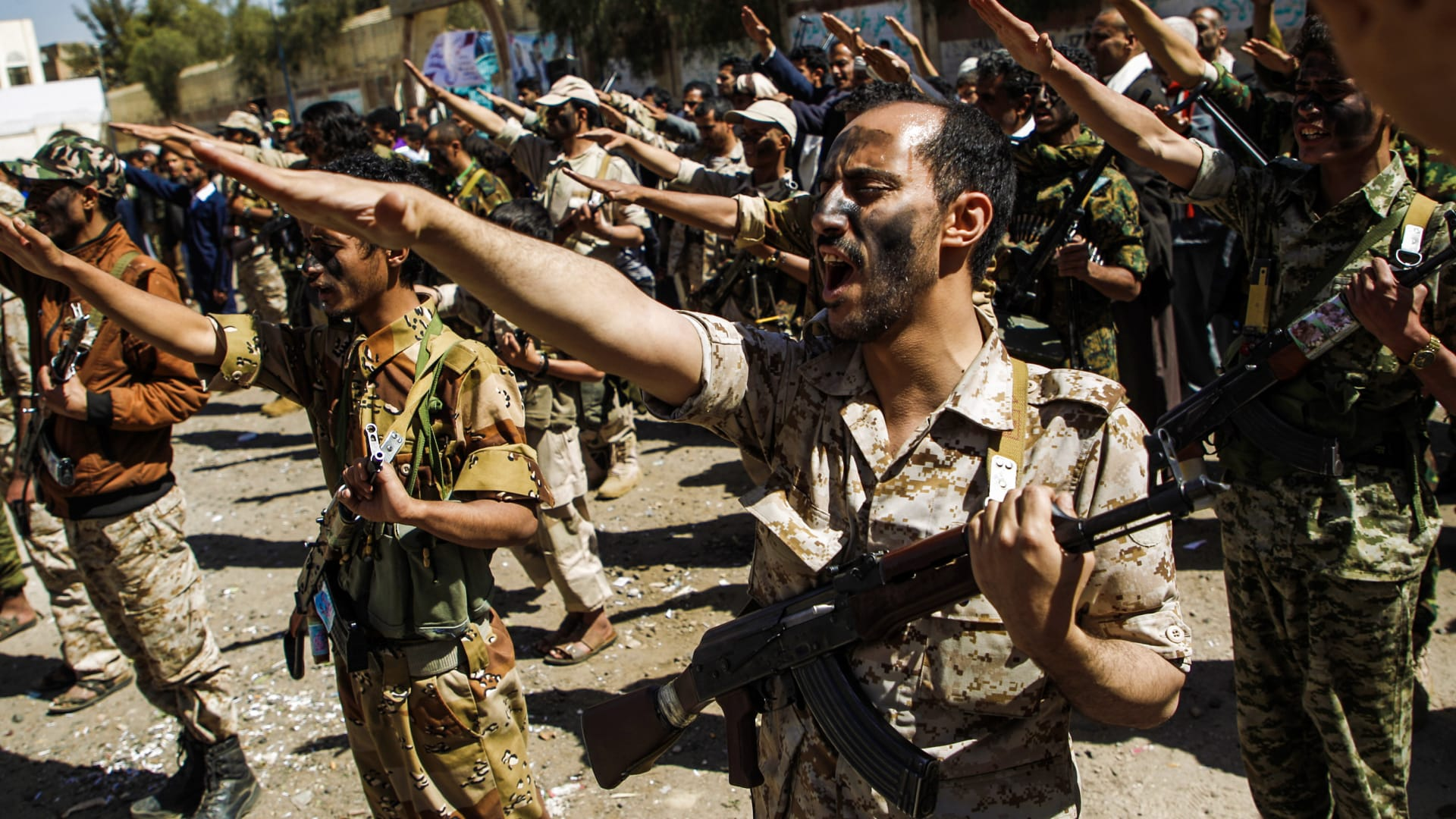 """""""هذه الحرب يجب أن تنتهي"""": شاهد إعلان بايدن حول اليمن"""