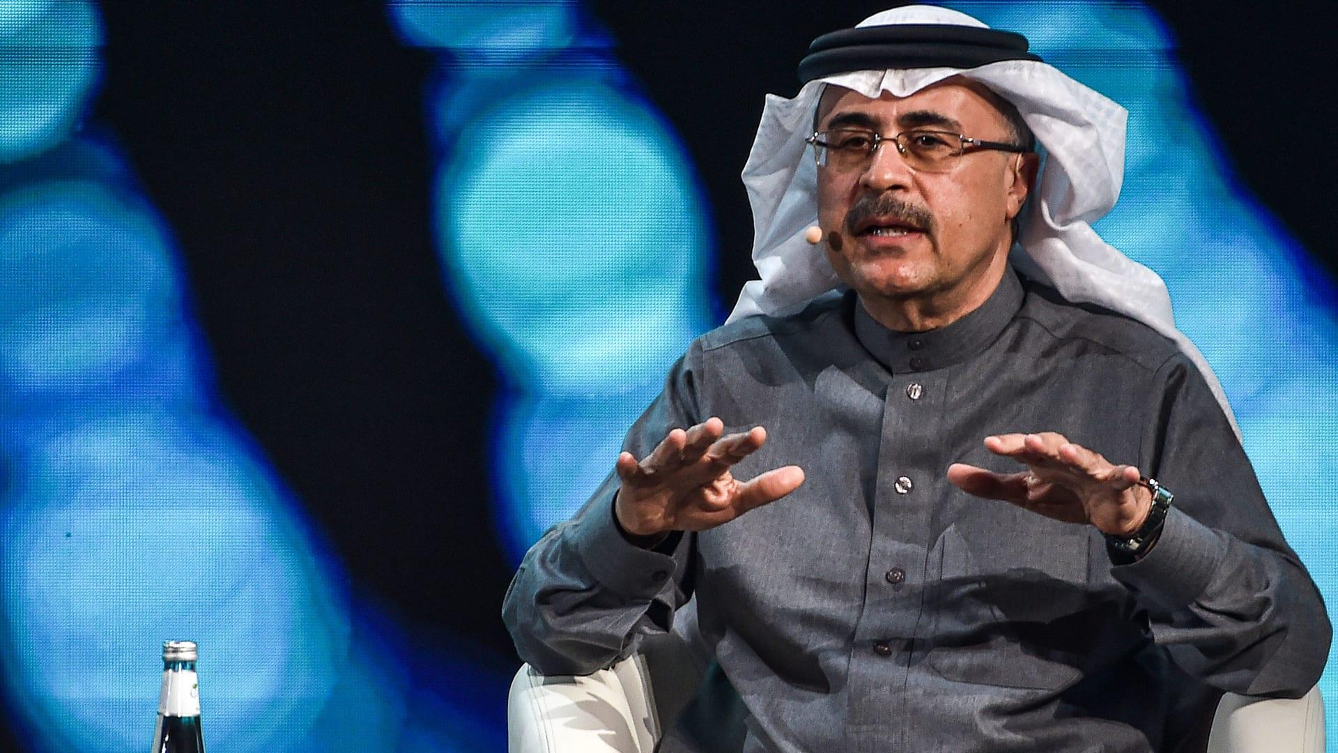 """رئيس أرامكو السعودية: تأمين احتياجات الصين من الطاقة """"أولوية قصوى"""""""