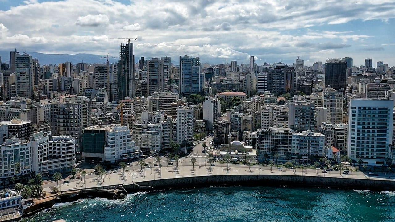 صورة أرشيفية عامة من بيروت