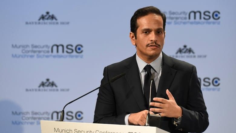 وزير الخارجية القطري يكشف عن تطور في العلاقات مع الإمارات ويدعو لحوار خليجي مع إيران