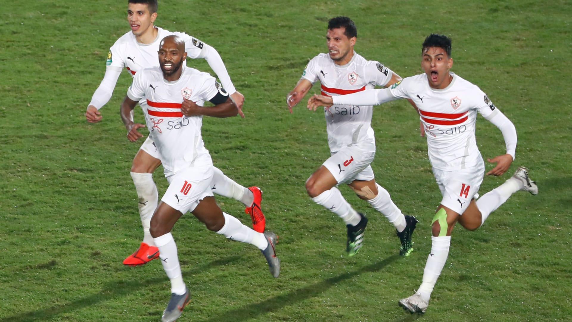 """الزمالك يتخذ خطوة قانونية بشأن مباراة الترجي التونسي ومولودية الجزائر: """"ليست كرة قدم"""""""