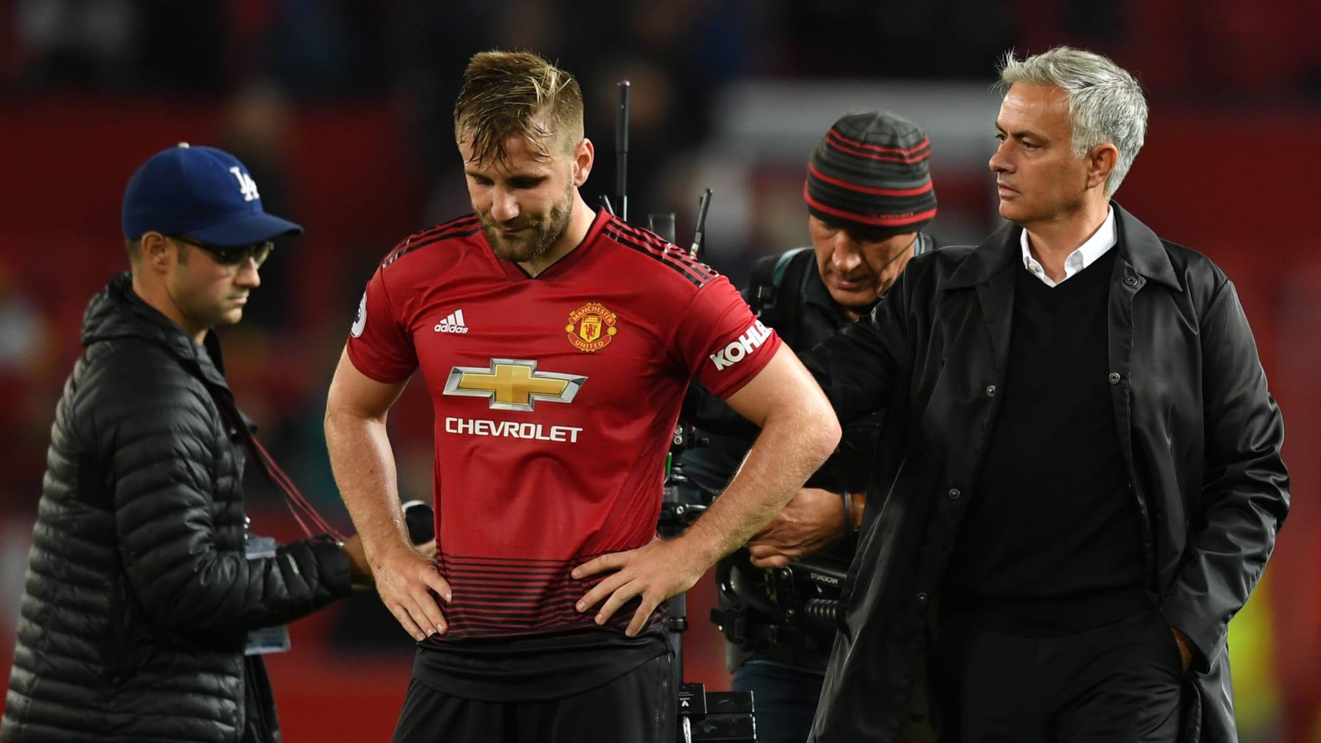 لاعب إنجلترا يرد على مورينيو: لا يحبني وأستغرب حديثه الدائم عني
