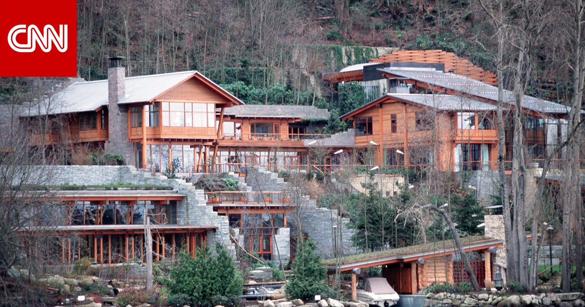 يقدر بأكثر من 130 مليون دولار.. نظرة على منزل بيل وميليندا غيتس العملاق