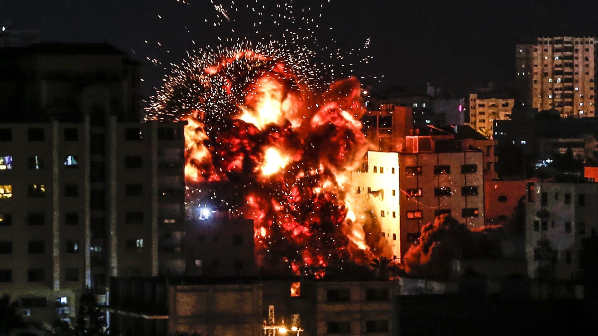المتحدث باسم الجيش الإسرائيلي لـCNN: نستعد لتوسيع عملياتنا في غزة