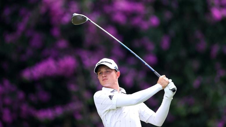 جايدن شابر.. موهبة جنوب أفريقيا القادمة في الغولف