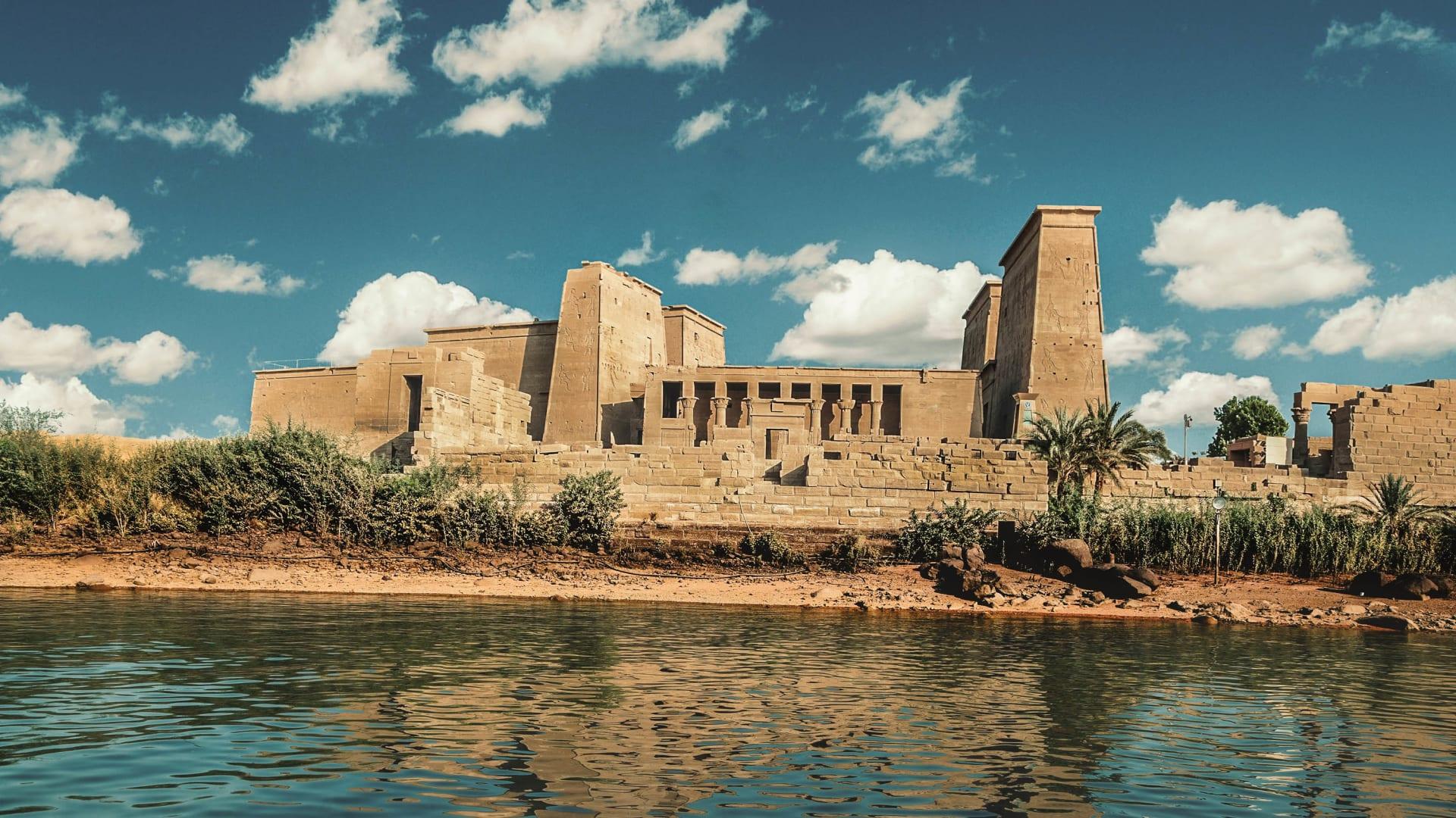 معبد فيله